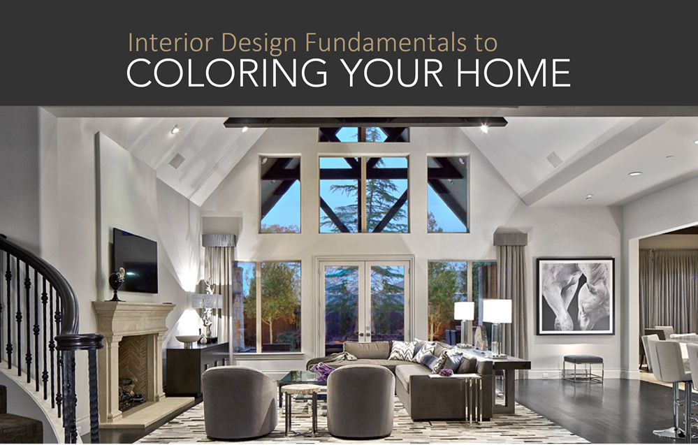 Nice Interior Design Fundamentals To Coloring Your Home   Capital Renovations  Group