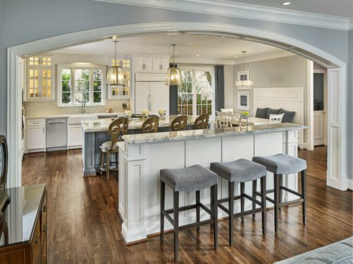 Traditional Kitchen Remodel in University Park