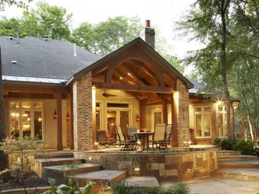 Traditional Home Addition in Lucas, Texas