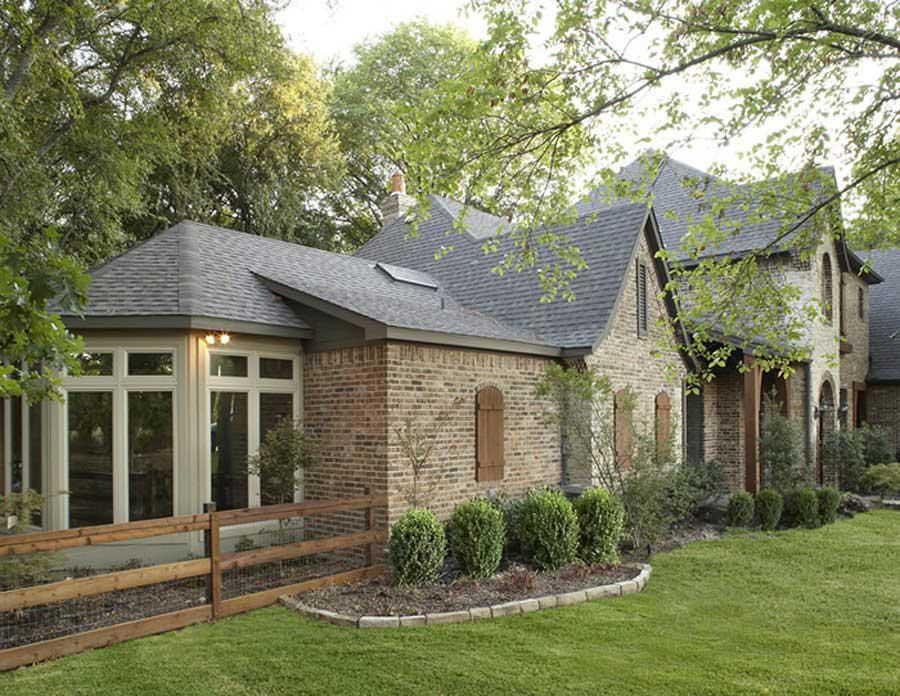 Lucas, Texas Home Addition - Exterior