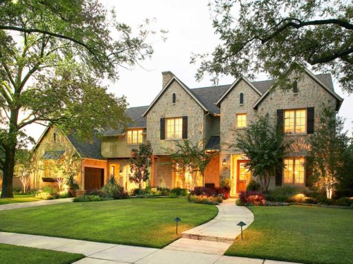 Traditional Home Addition and Master Suite Remodel on Amherst Avenue in University Park, Dallas, TX