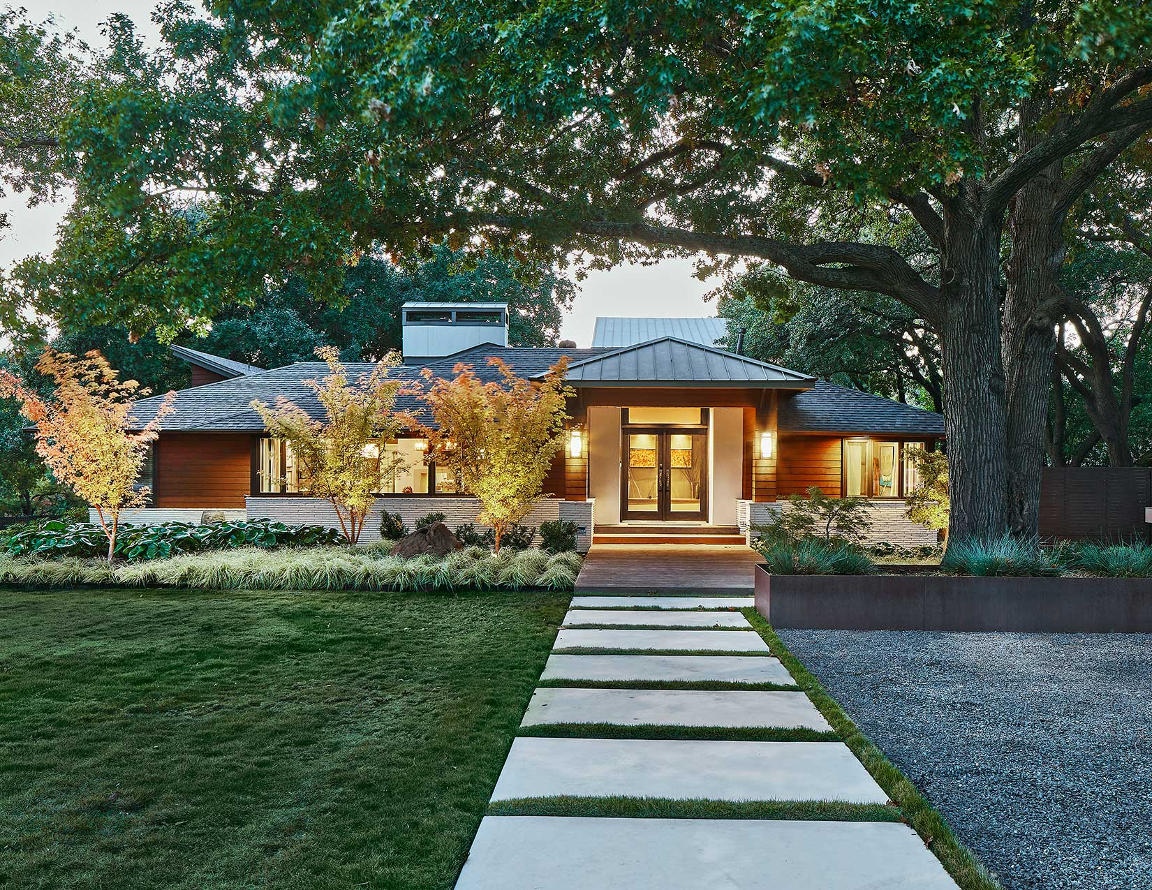 Modern Whole House Remodel on Devonshire Drive in Dallas, TX