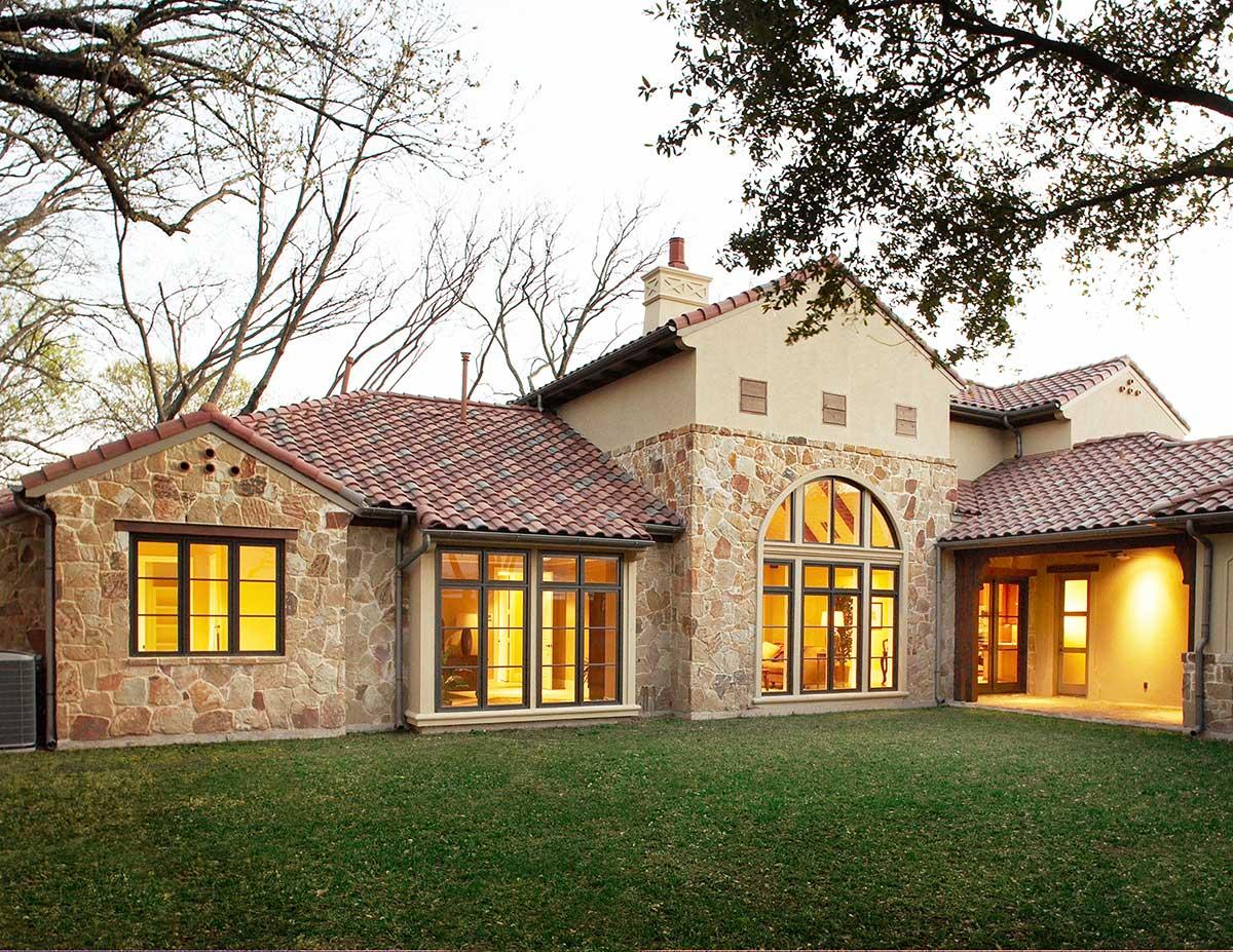 Joyce Way - Texas Mediterranean Custom Home