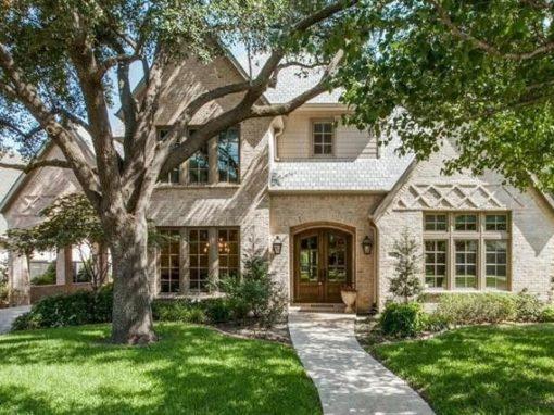 Traditional Custom Home in Preston Hollow Dallas, TX